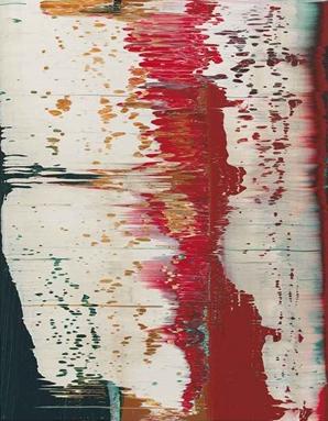 Fuji by Gerhard Richter
