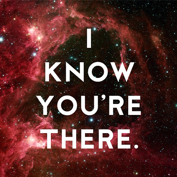 I Know You're There by Donny Miller