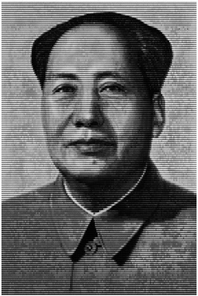 Mao vs Warhol by Alex Guofeng Cao