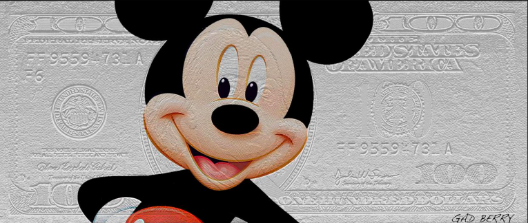 Mickey by Gad Berry