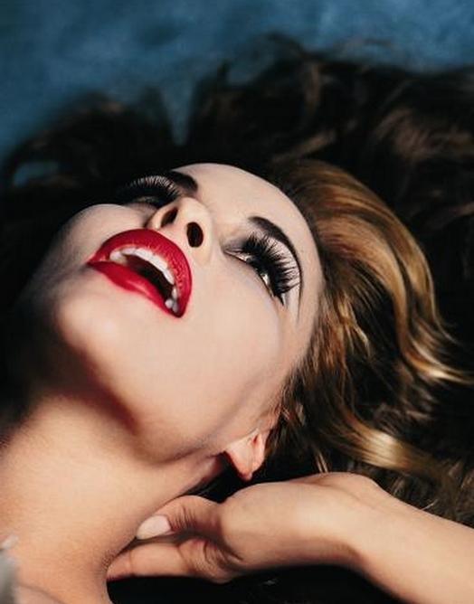 Pamela Anderson by Michel Comte