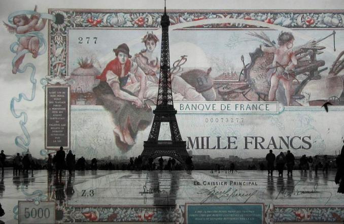 Paris Angels by Gad Berry