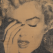marilyn crying gold, russell young, print