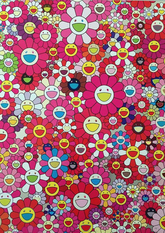 Homage to Monopink by Takashi Murakami