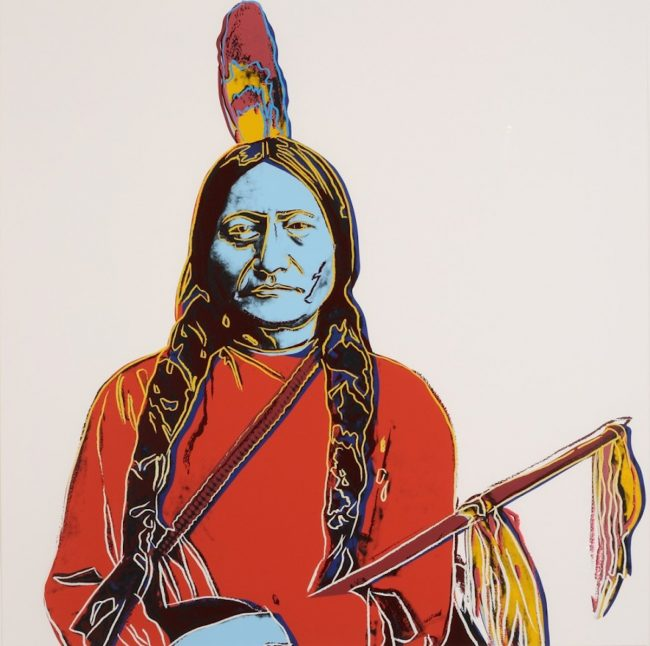 Andy Warhol: Cowboys and Indians, Andy Warhol: Cowboys and Indians