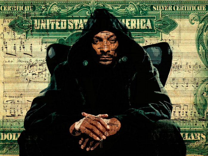 Snoop Doggy Dog by Gad Berry