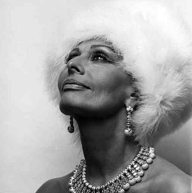 Sophia Loren by Michel Comte