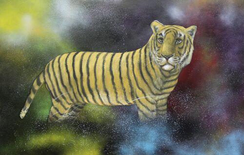 Space Tiger by TMFA