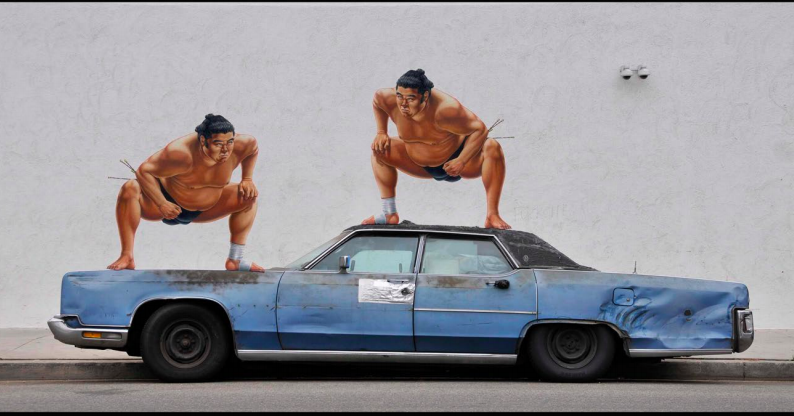 Sumo's in Hollywood by Gad Berry