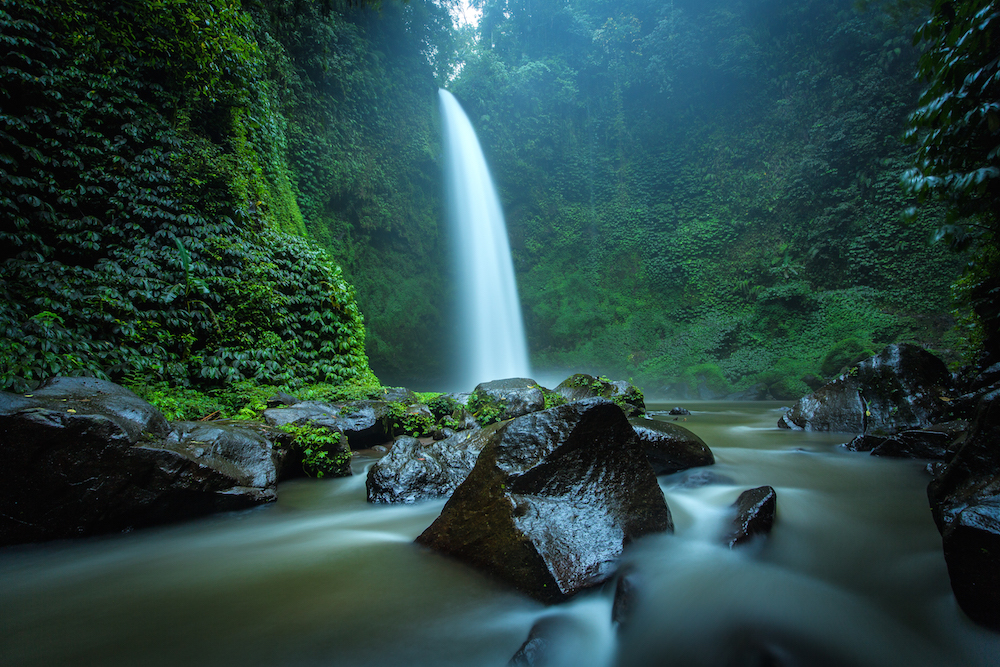 Timeless Waterfall by @Jacob