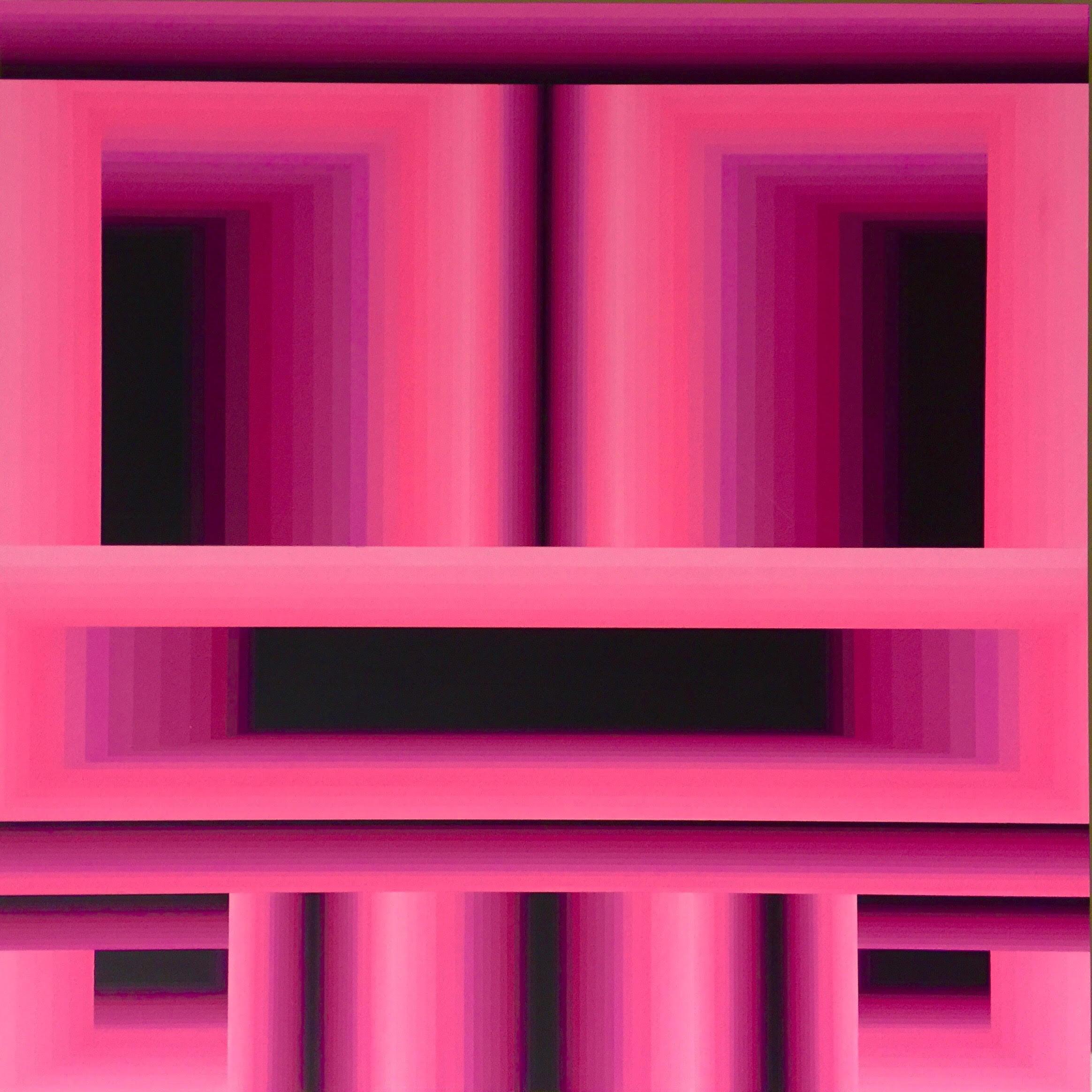 Untitled Pink by Dalek