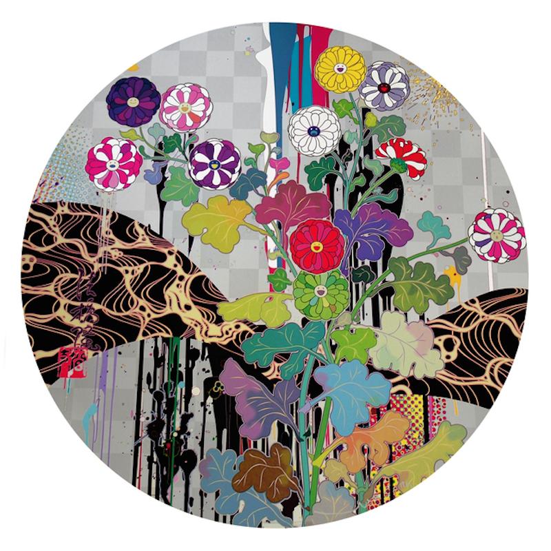 Like the Rivers Flow by Takashi Murakami