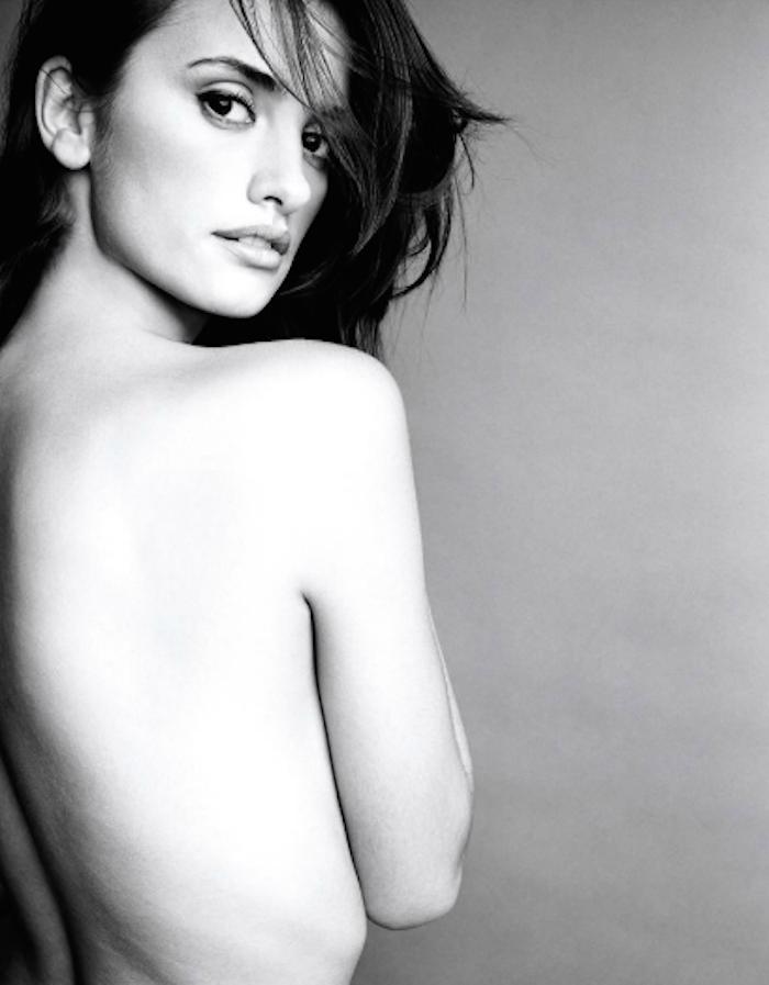 Penelope Cruz by Antoine Verglas