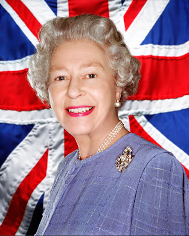The Queen by Rankin