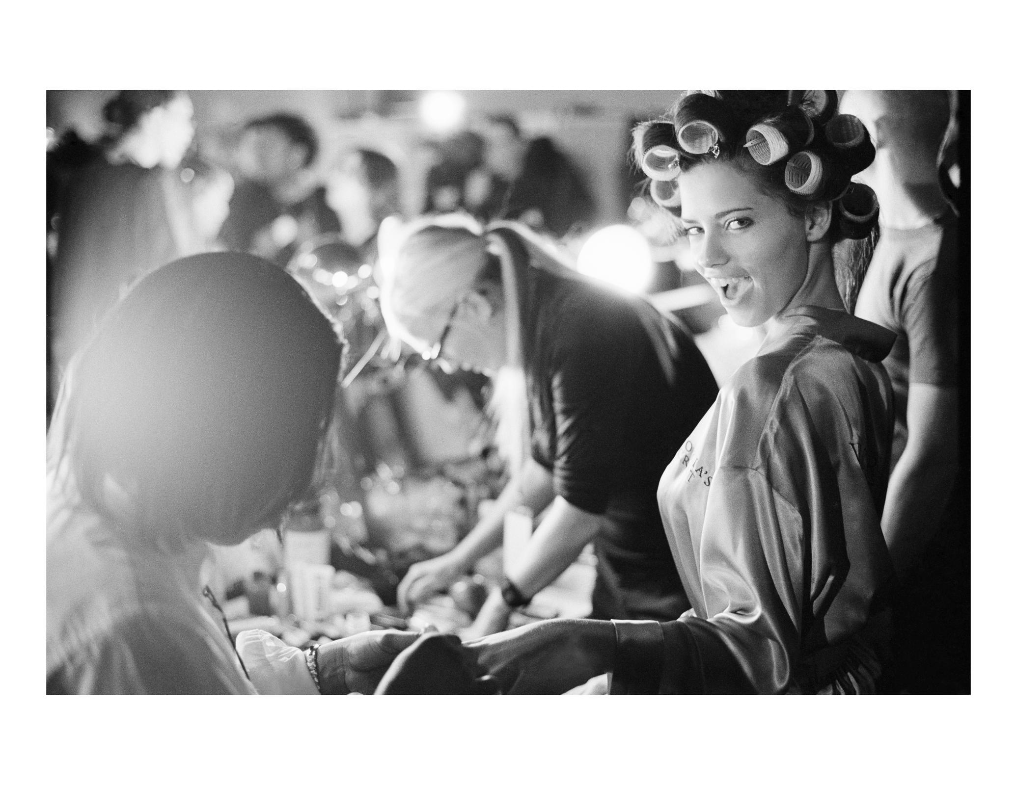 VS Cannes Adriana Lima by Antoine Verglas
