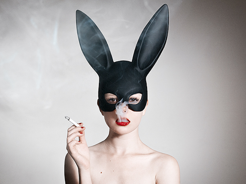 Bunny From The Summer of 2015 Collection by Tyler Shields