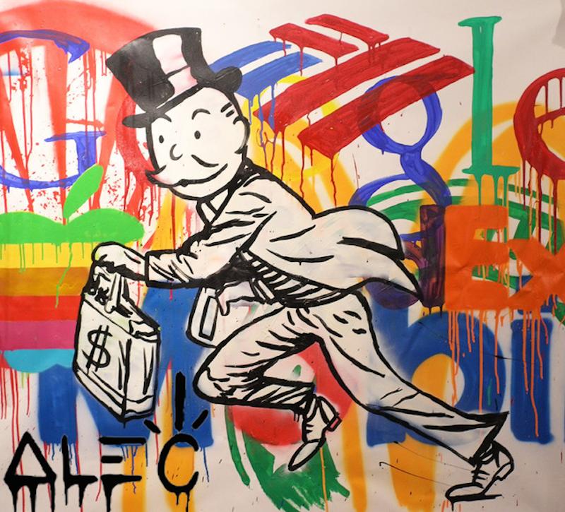Corporatism by Alec Monopoly