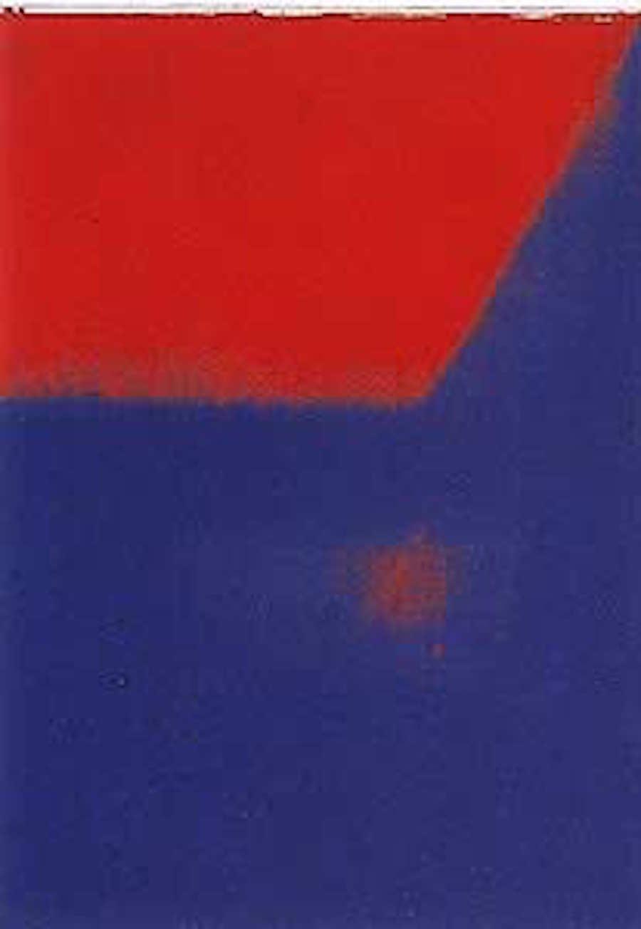 Shadow 204 by Andy Warhol