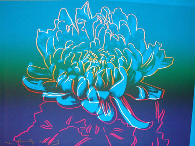 Kiku 307 by Andy Warhol