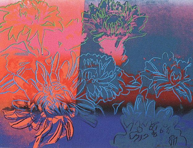 Kiku 309 by Andy Warhol