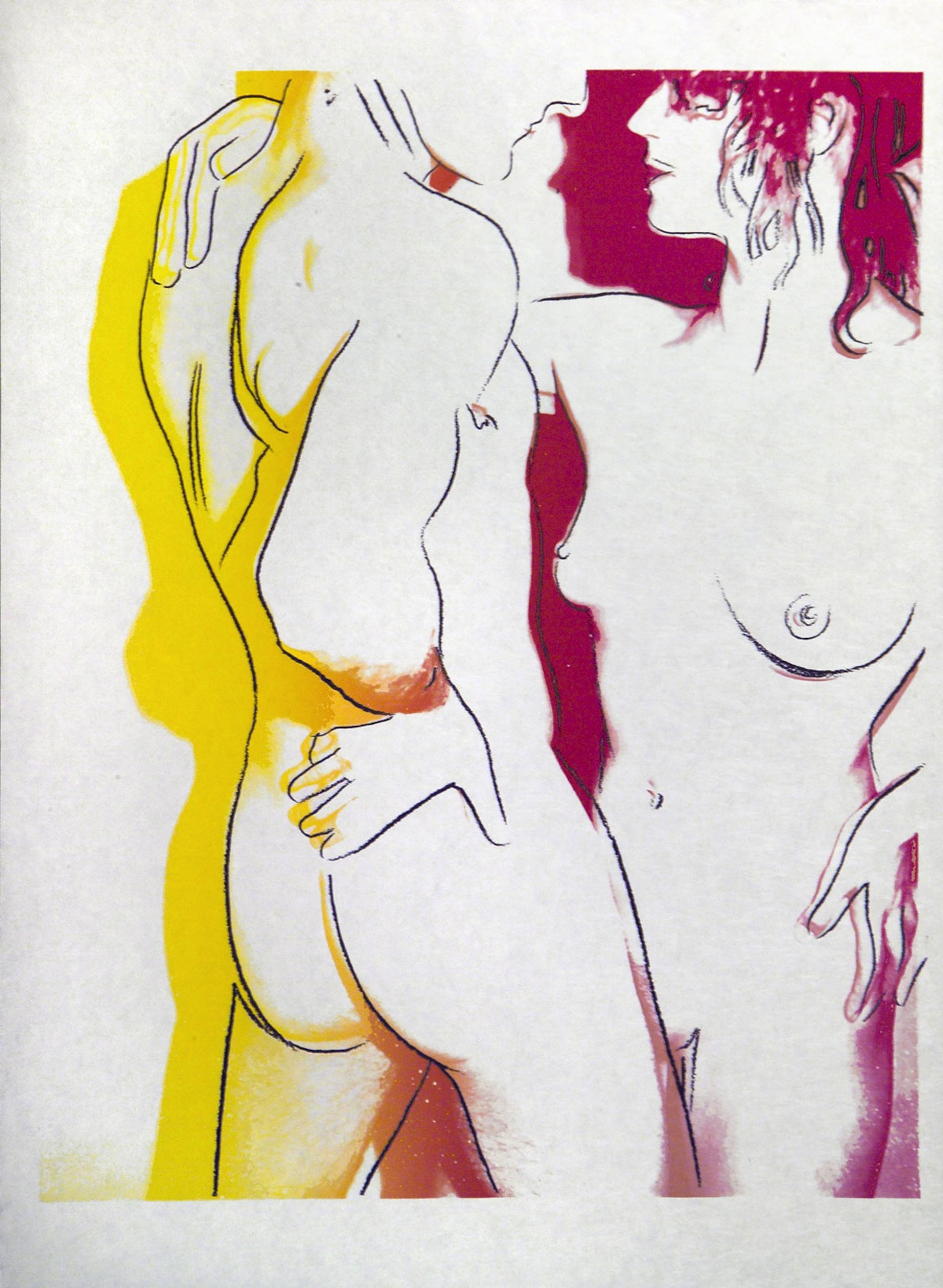 Love 311 by Andy Warhol