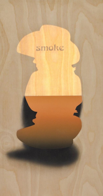 Smoke by Ryan McCann
