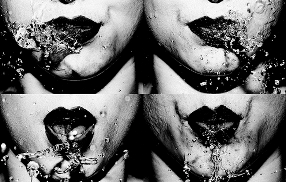 Black Mouth's by Tyler Shields
