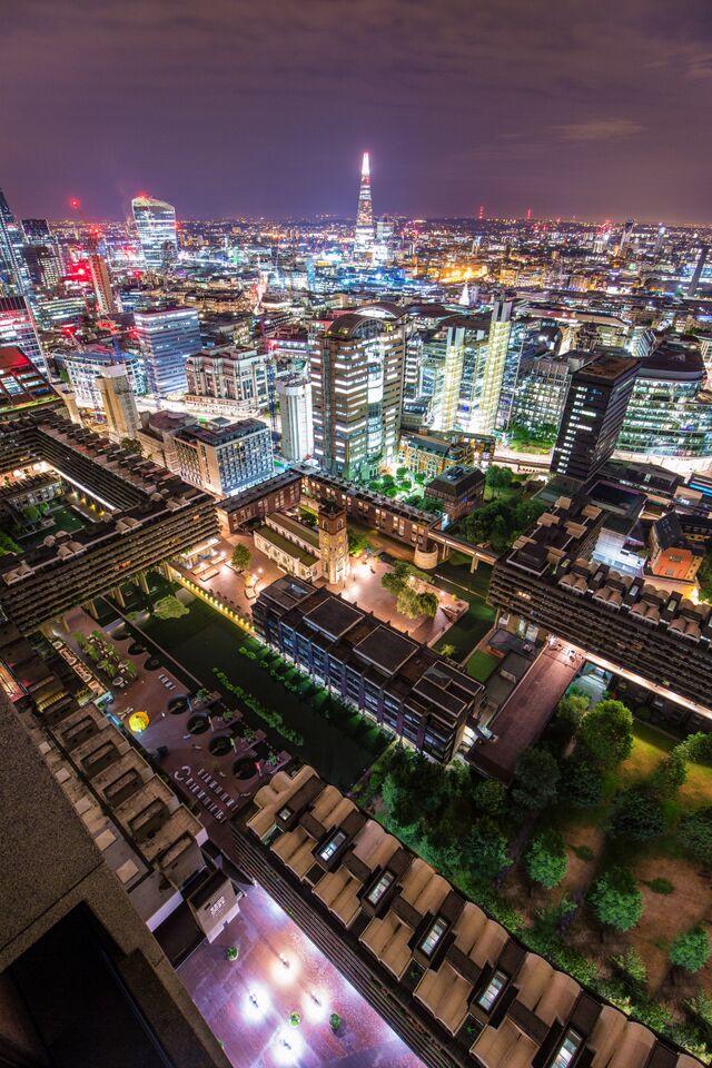 City Illumination by @Jacob
