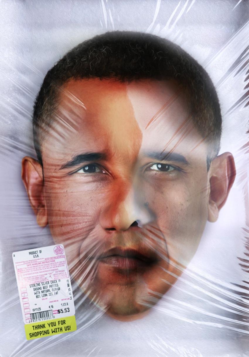 Obama Politarian by Saint Hoax