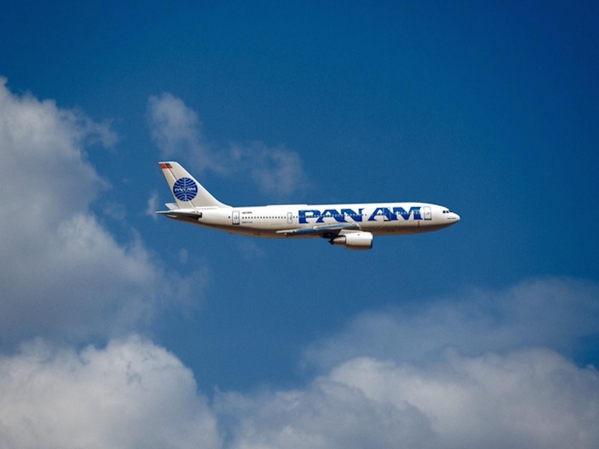 Pan Am by Tyler Shields