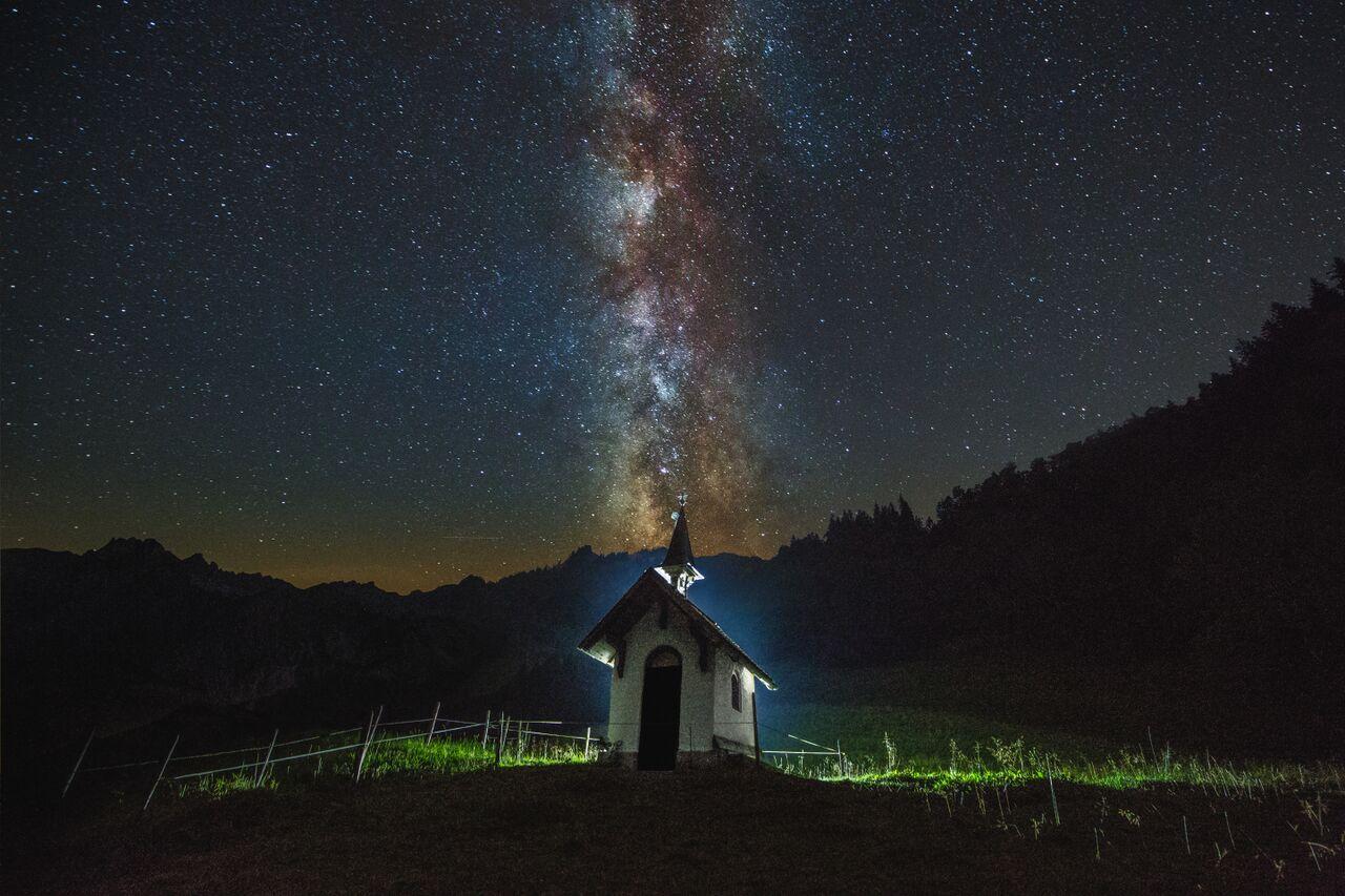 Praying to the Stars by @Jacob