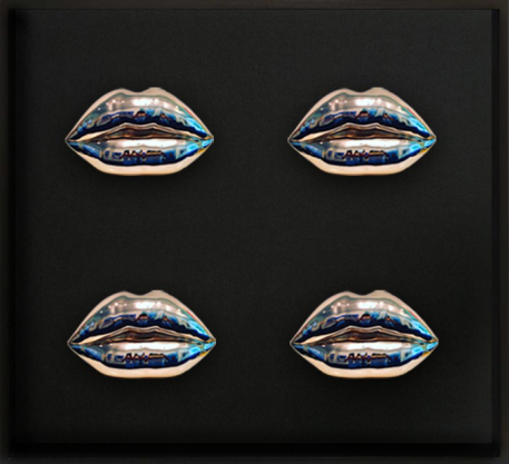 Cleopatra's Lips (4 times) by Niclas Castello