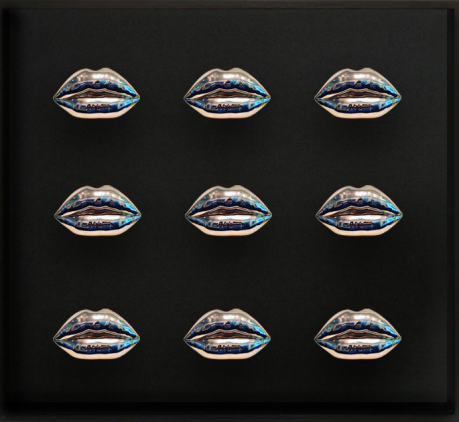 Cleopatra's Lips (9 times) by Niclas Castello