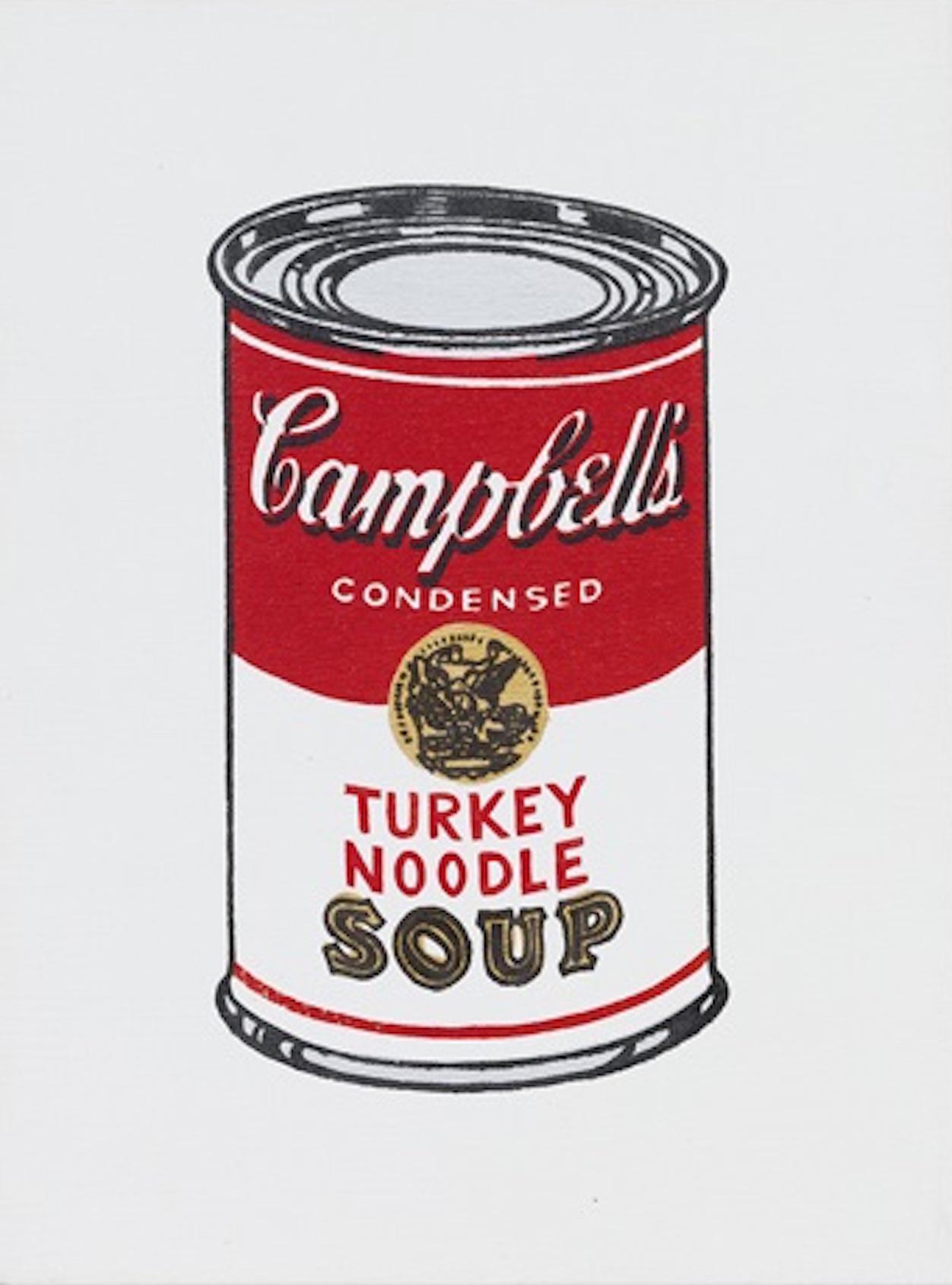 Turkey Noodle by Richard Pettibone