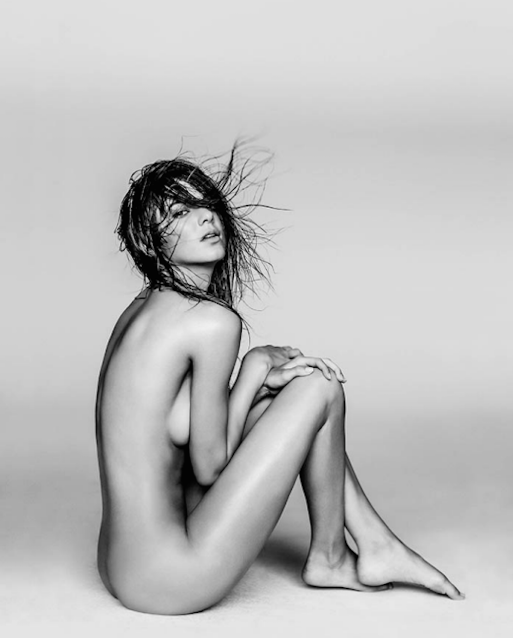 Kendall Nude by Russell James