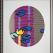 Water Lilies, Blue Lily Pads, Roy Lichtenstein
