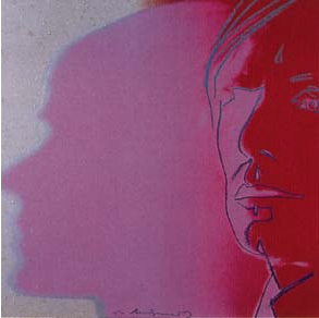 The Shadow Trial Proof by Andy Warhol