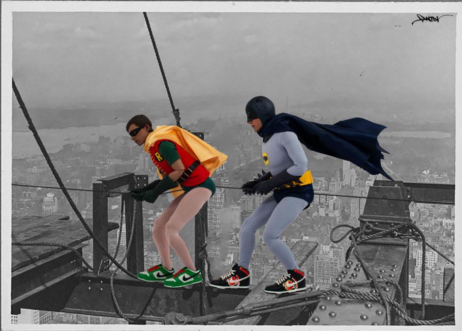 Holy Batarang by Santlov