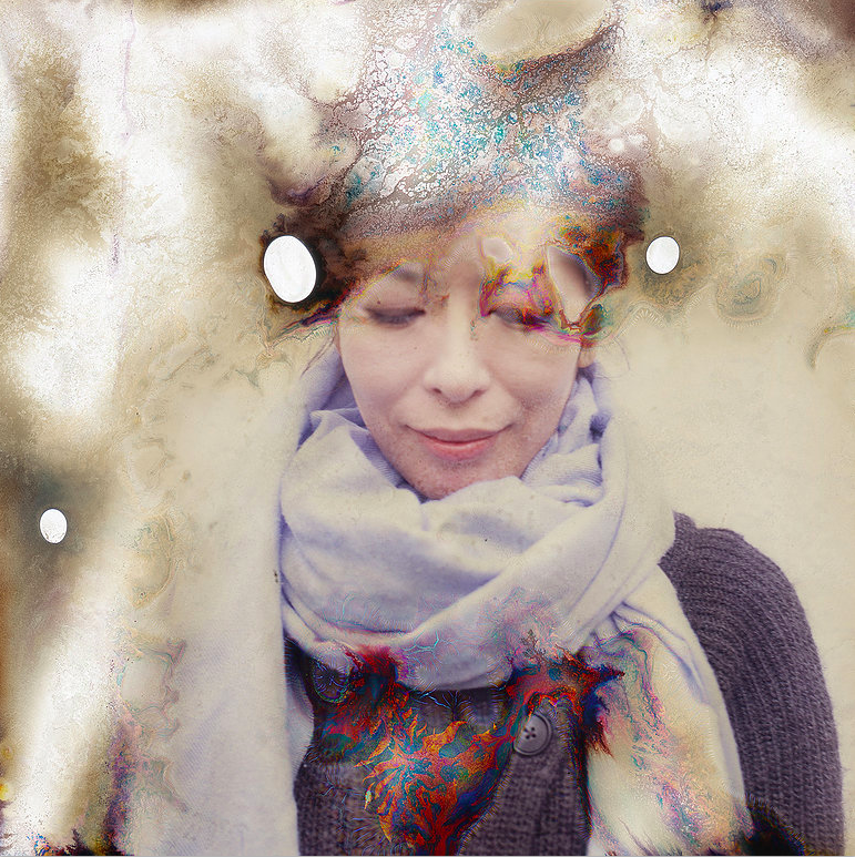 Untitled (Angela) by Seung Hwan Oh
