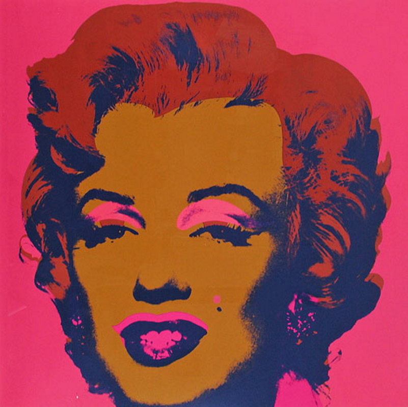 Marilyn Monroe 27 by Andy Warhol