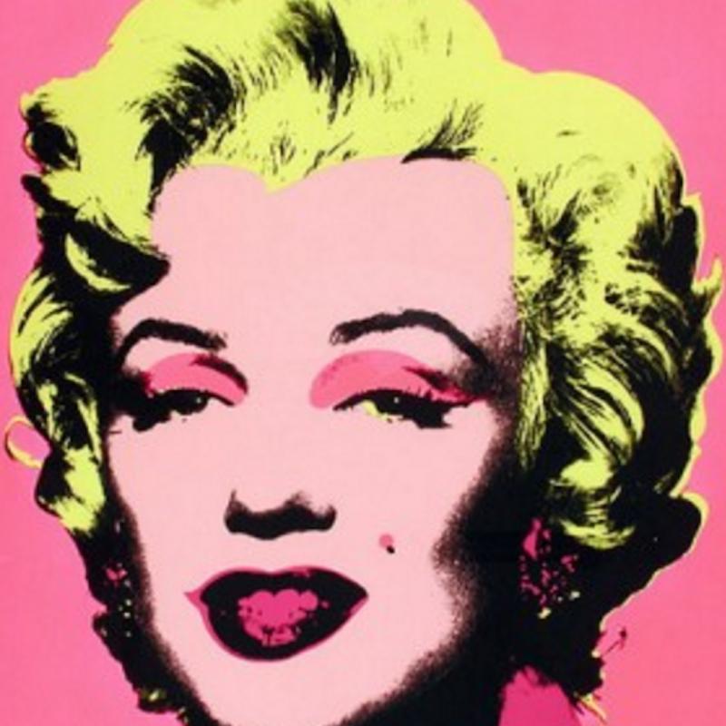 Marilyn Monroe 31 by Andy Warhol
