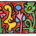 Keith Haring, Haring, Flowers