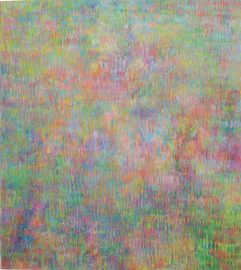 Untitled (Fugue XXVII) by Jean-Baptiste Bernadet