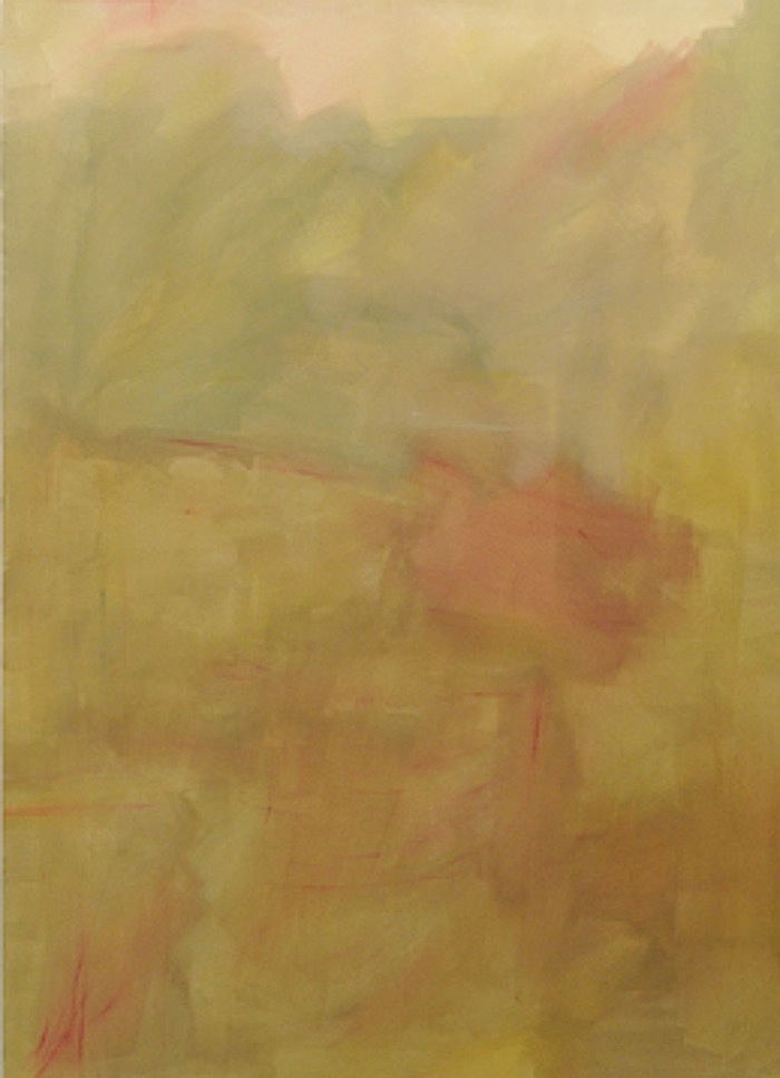 Shaker Peg Painting by Dan Rees