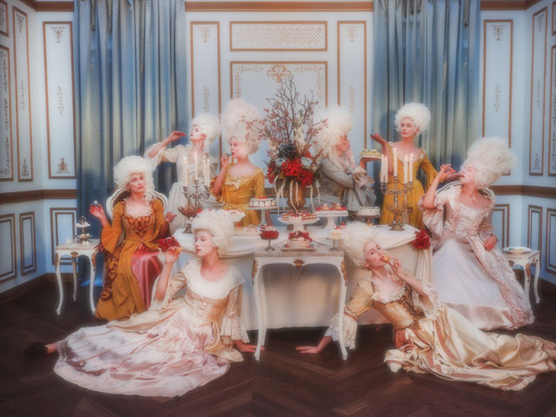 Aristocracy by Tyler Shields