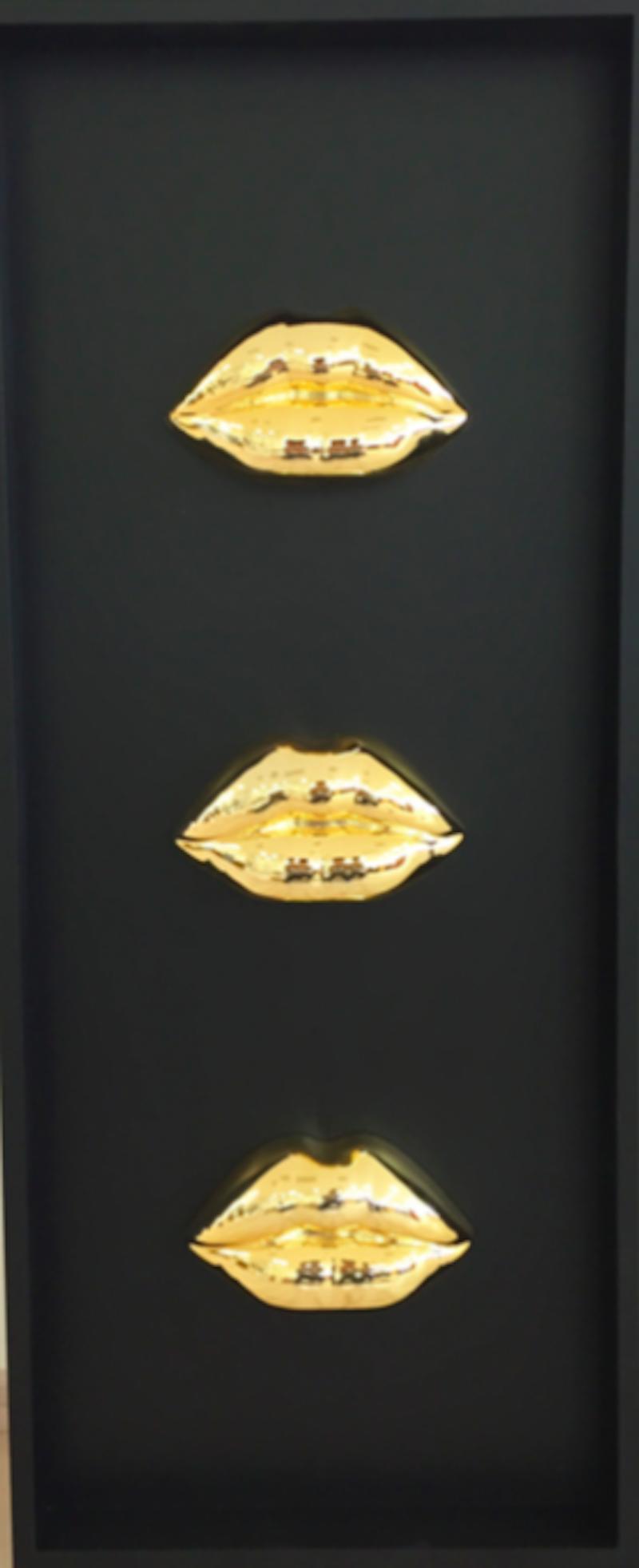 Cleopatra's Lips 24 carat (3 times)