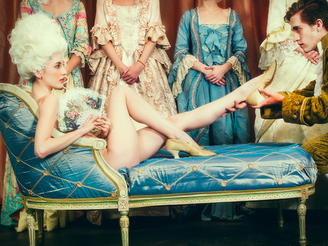 Heir to the throne by Tyler Shields