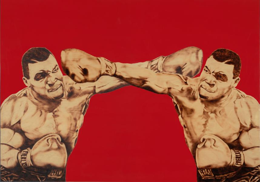 Tyson vs Tyson by Ryan McCann