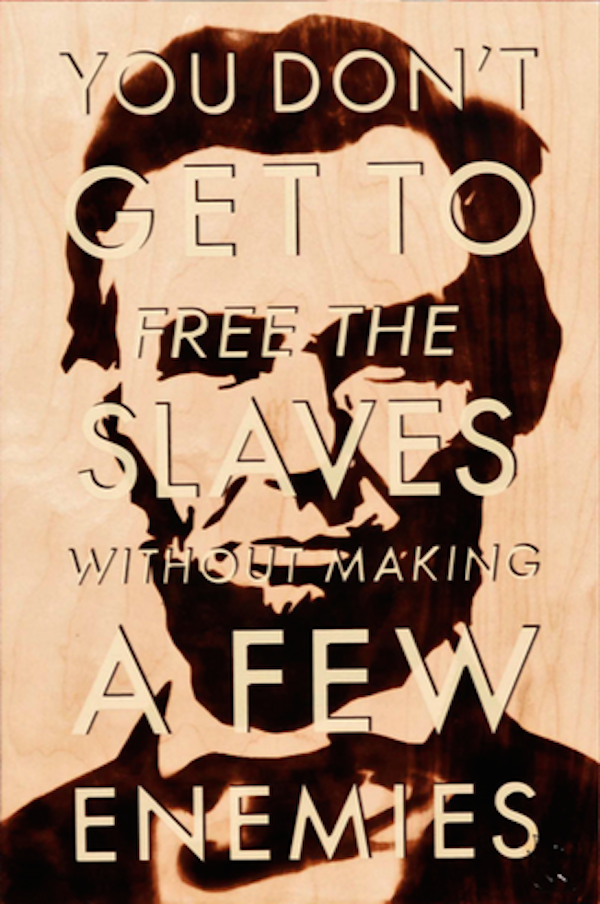 You Don't Get to Free the Slaves by Ryan McCann