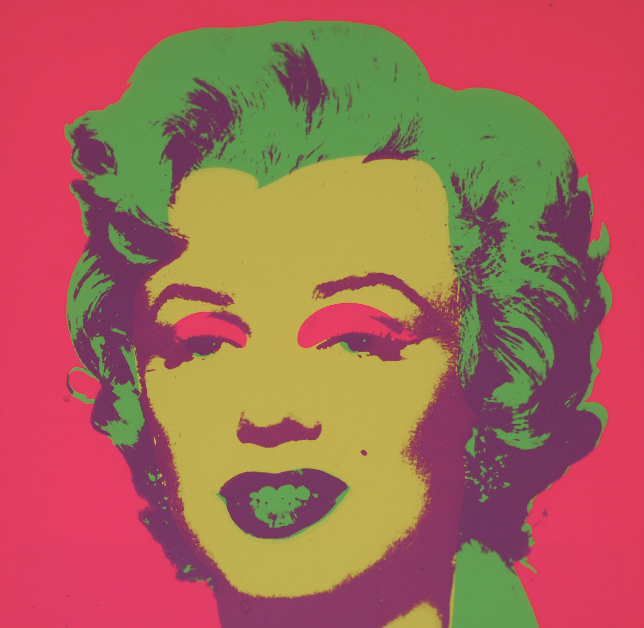 Marilyn FS 21 by Andy Warhol